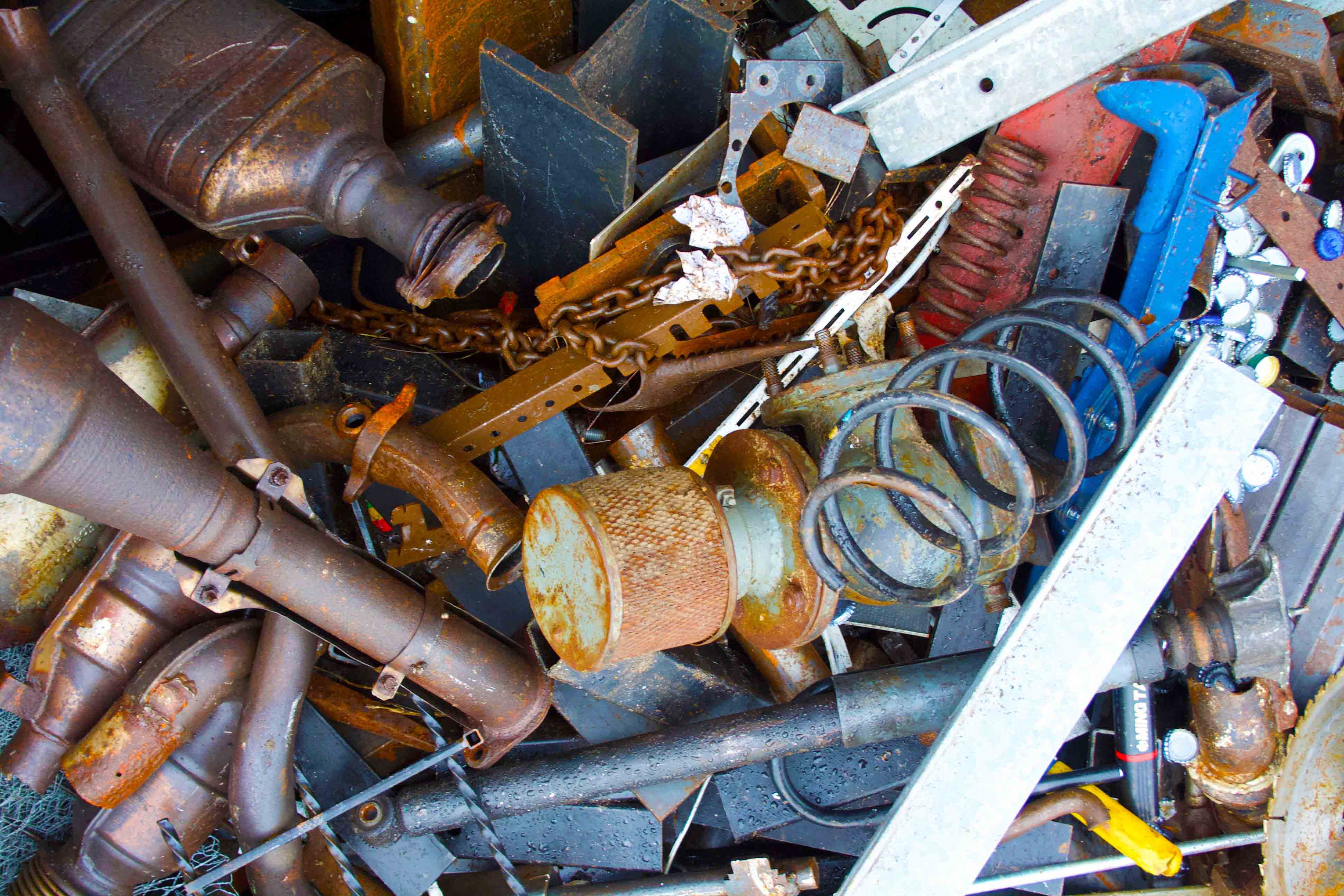 Autoverwertung - Altfahrzeugteile nachhaltig verwertet