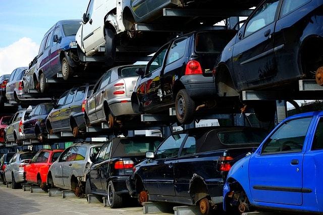 Fachmaennische Autoverwertung